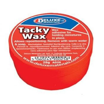 Deluxe Materials Tacky Wax